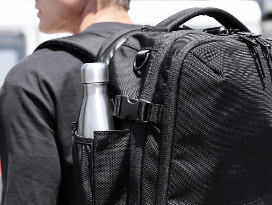 Bolsillo Botella de Agua Aer Travel Pack 2