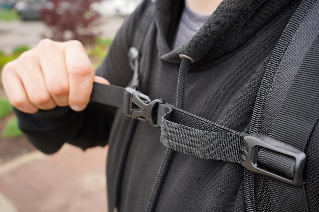 marcas de mochilas con correa de pecho
