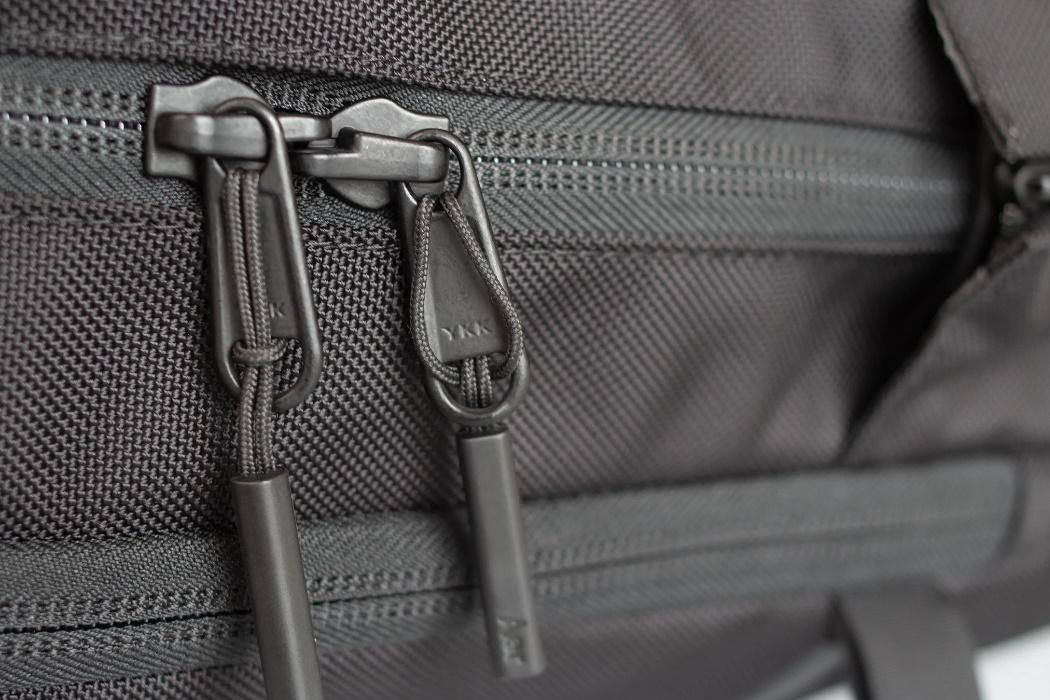 marcas de mochilas con cremalleras YKK