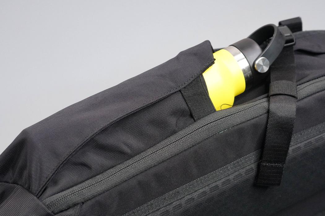 tipos de mochilas con bolsillo para botella de agua