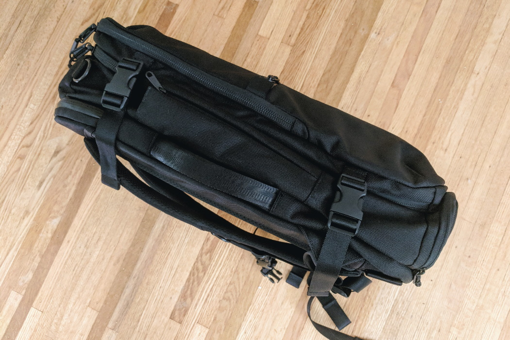 tipos de mochilas expandibles