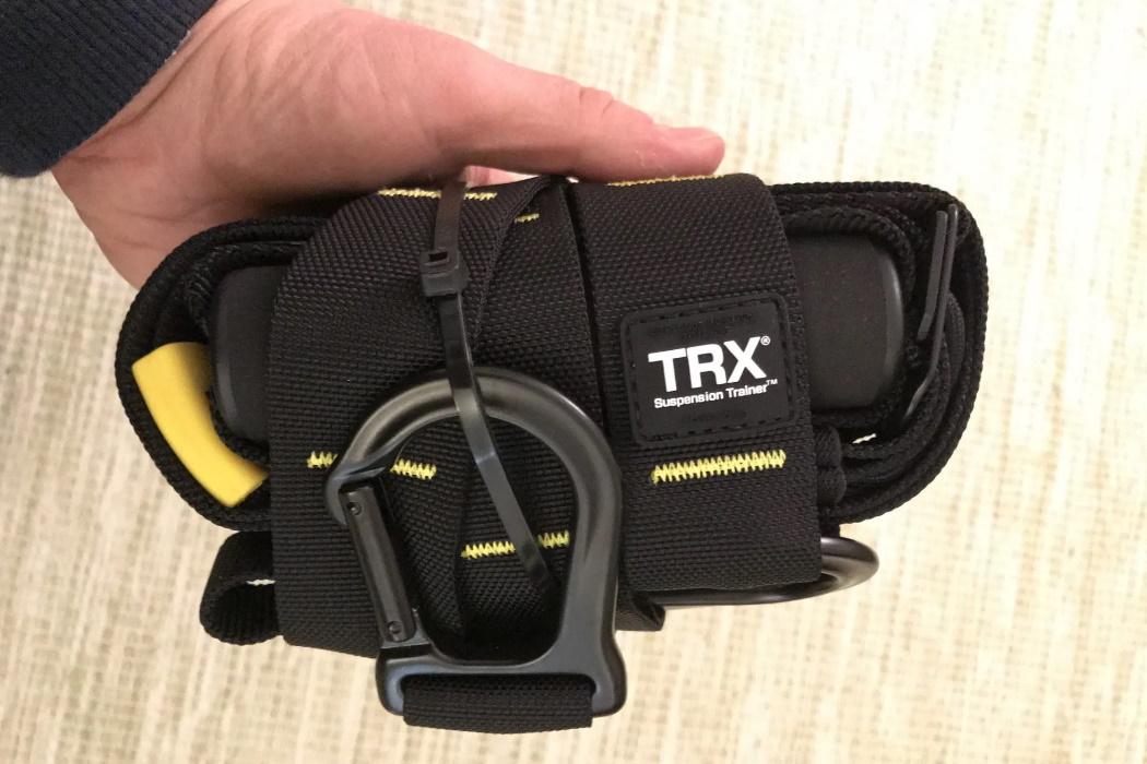 Lista de Cosas para Viajar Kit Entrenamiento en Suspensión TRX GO