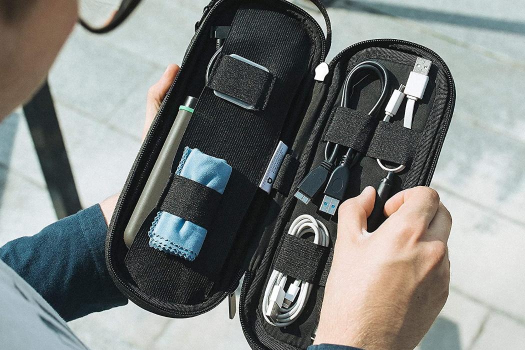 Lista de Viaje Organizador de Cables Side By Side Power Packer