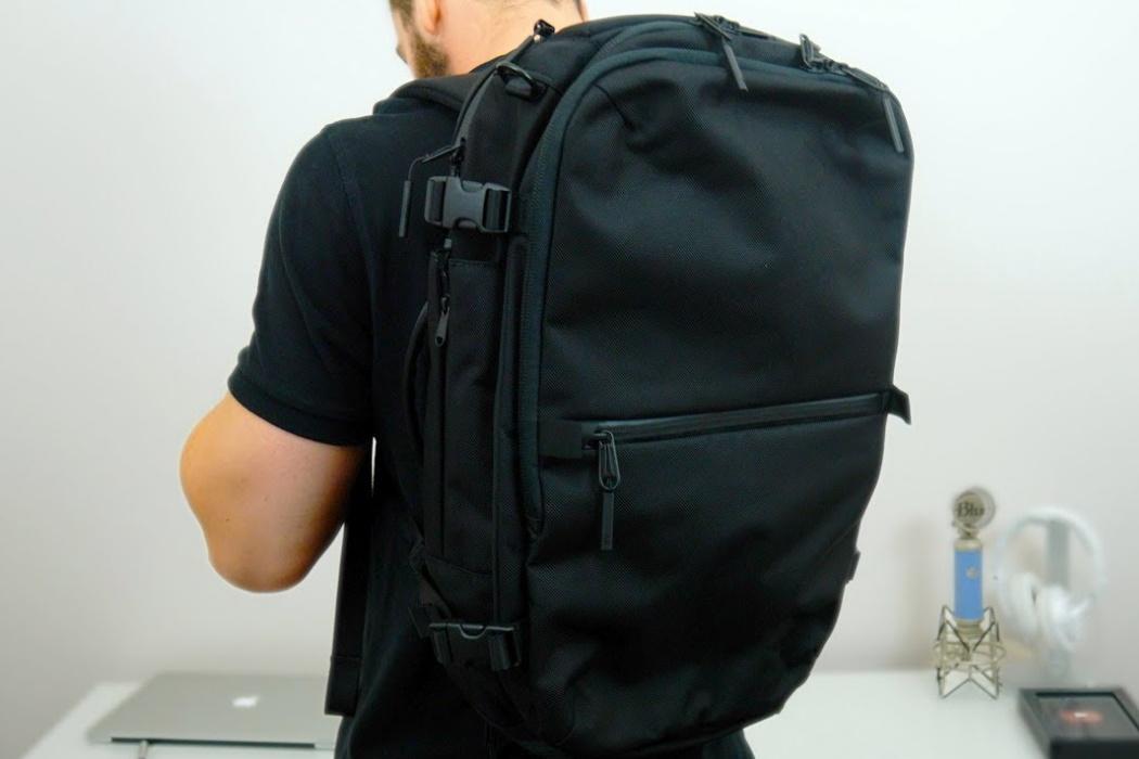 Mochila Aer Travel Pack 2 Lista para Viajar