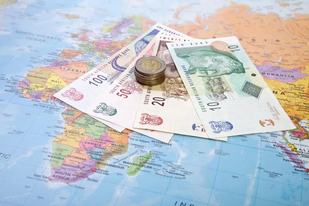 Rand Sudafricano: Billetes y Monedas