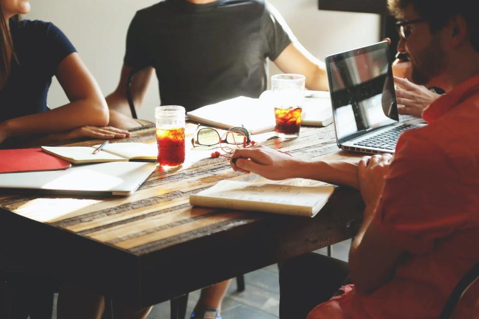 Nomadas Digitales en Coworking