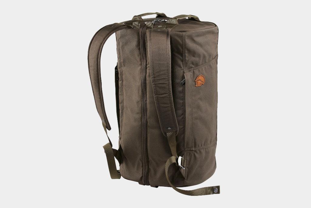 bolsa de viaje fjallraven splitpack reseña