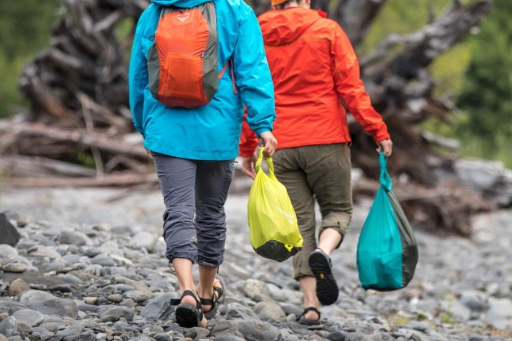 bolsa impermeable osprey ultralight pack liner s montaña