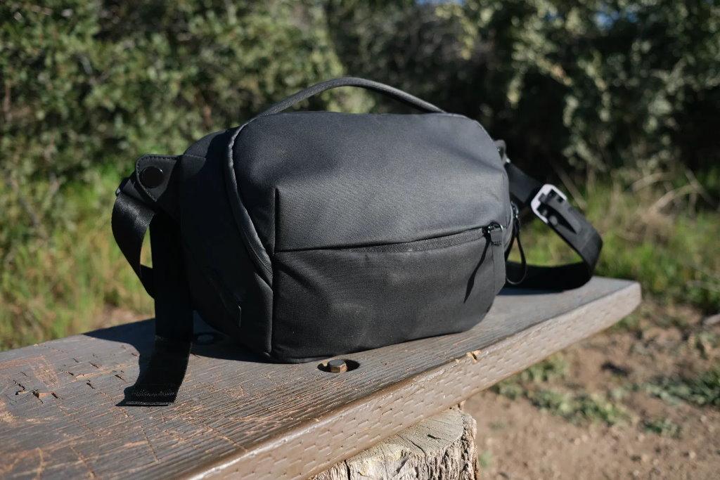 bolsa para camara reflex peak design everyday sling 5l reseña