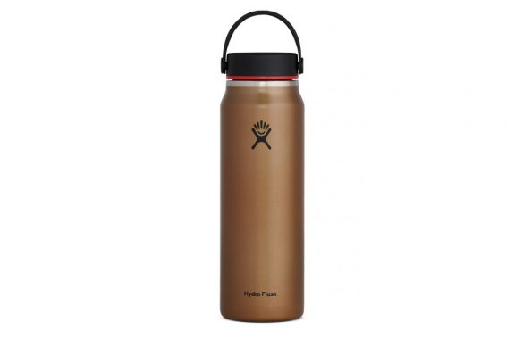 Botella de Agua Hydro Flask Lightweight Wide Mouth Trail Series