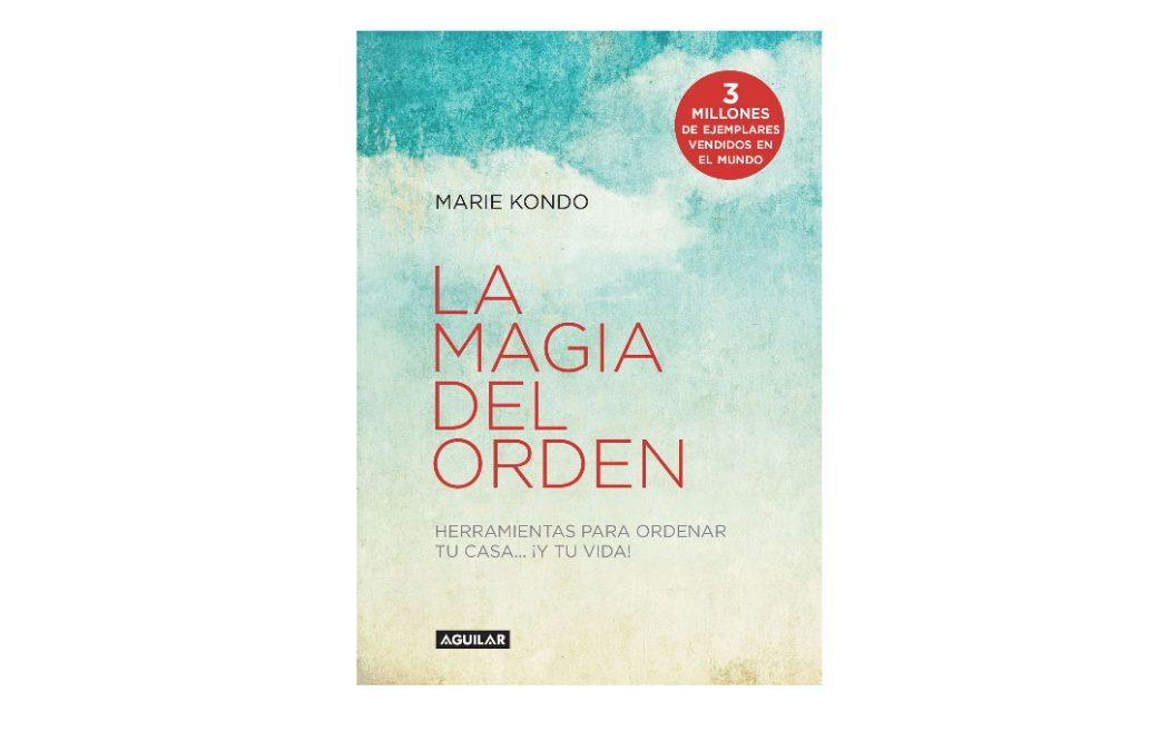 """Libro """"La Magia del Orden"""" – Marie Kondo"""