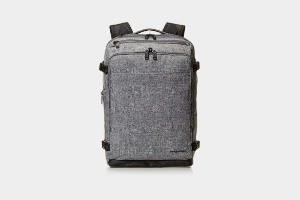 Mochila Compacta de Viaje AmazonBasics