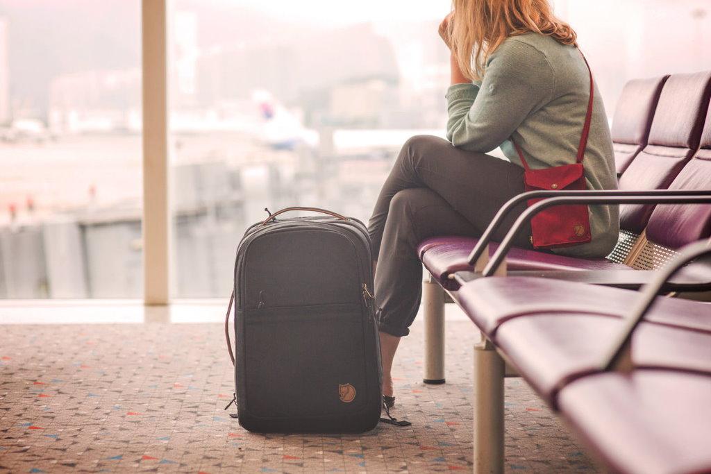 mochila de viaje fjallraven viaje