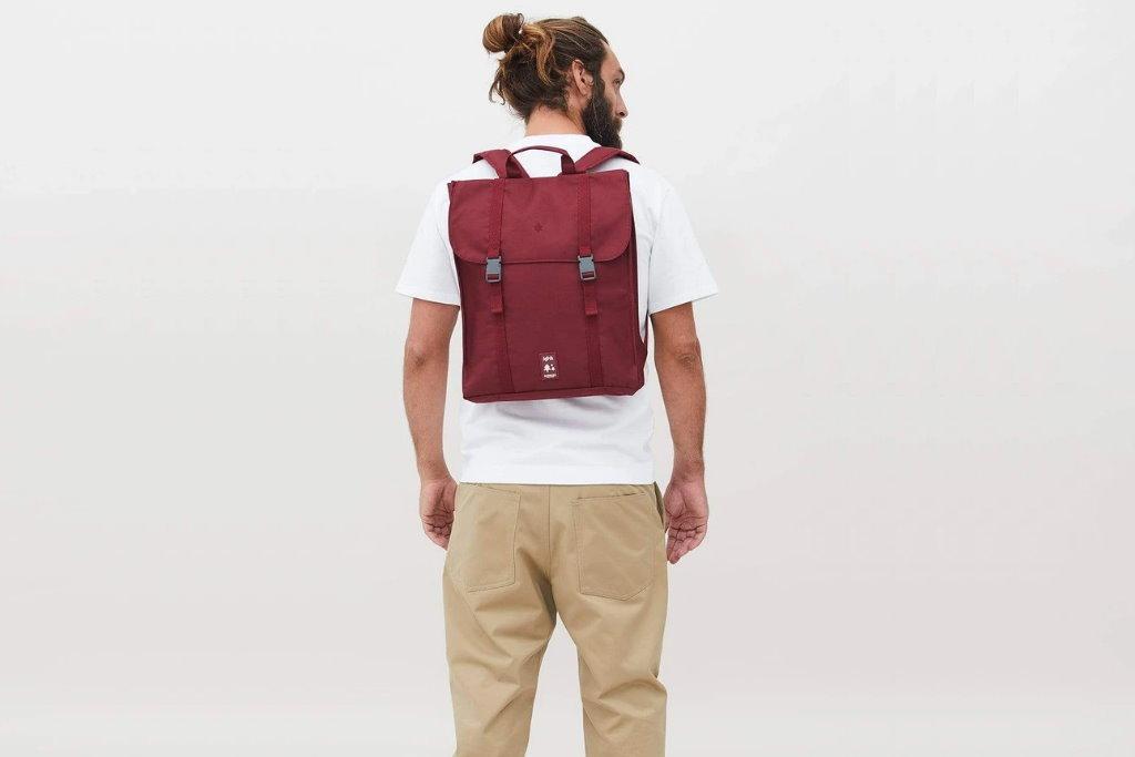 mochila lefrik handy backpack espalda