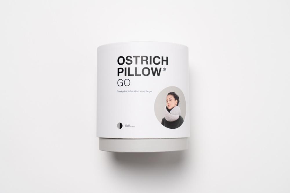 ostrichpillow go packaging