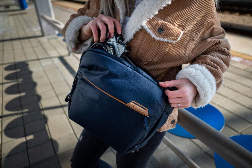 peak design everyday sling 6l v2 viaje