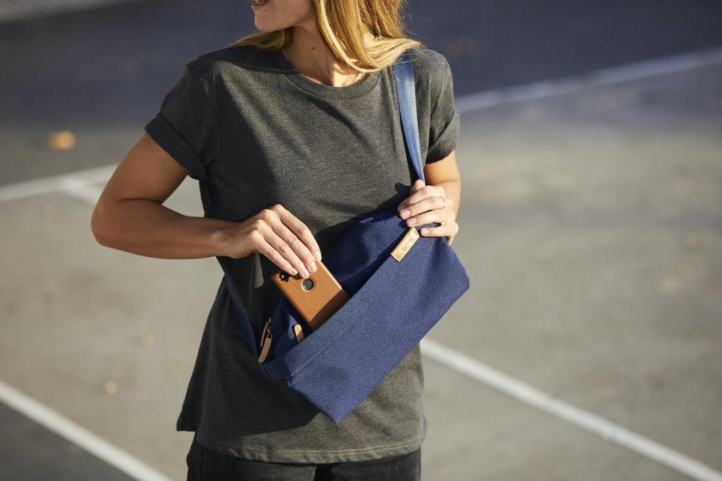 bandolera bellroy sling mujer