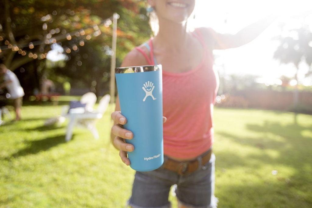 vaso termico hydro flask tumbler 22 oz reseña