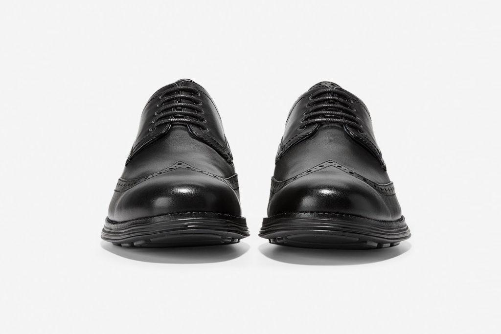 zapatos cole haan original grand wingtip oxford reseña