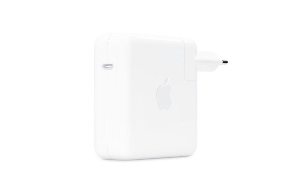 adaptador de corriente usb c apple perfil