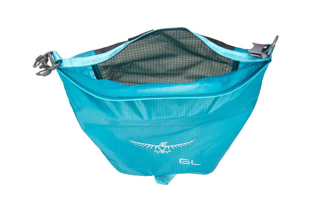 bolsa impermeable osprey ultralight dry sack 6L interior