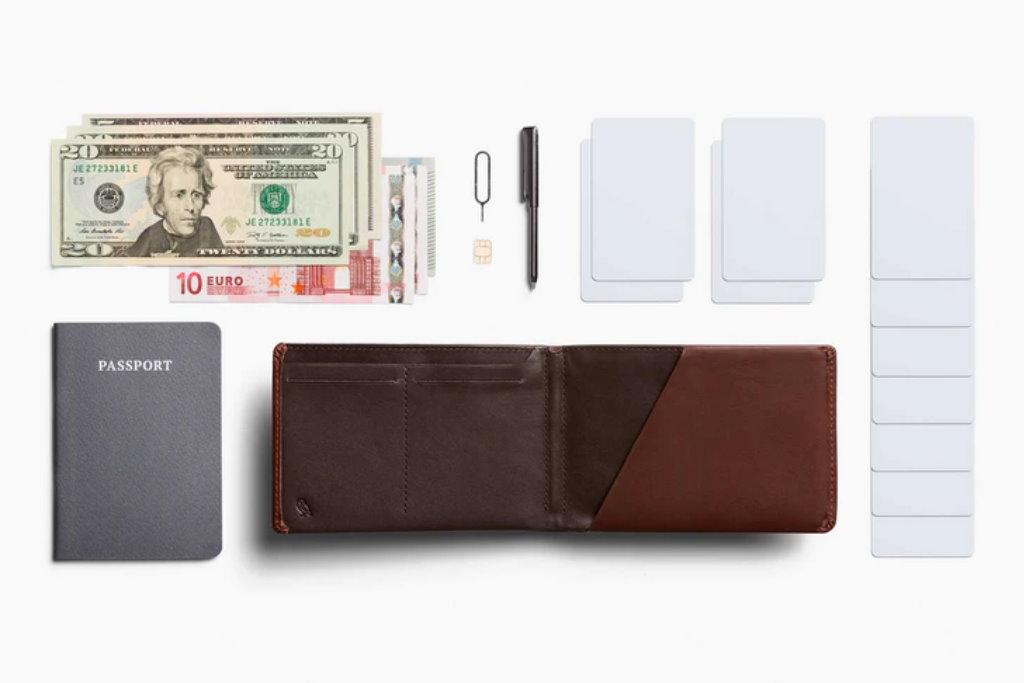 cartera de viaje bellroy travel wallet reseña