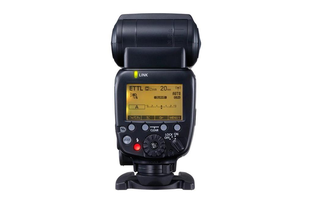 flash canon speedlite 600ex ii rt configuraciones