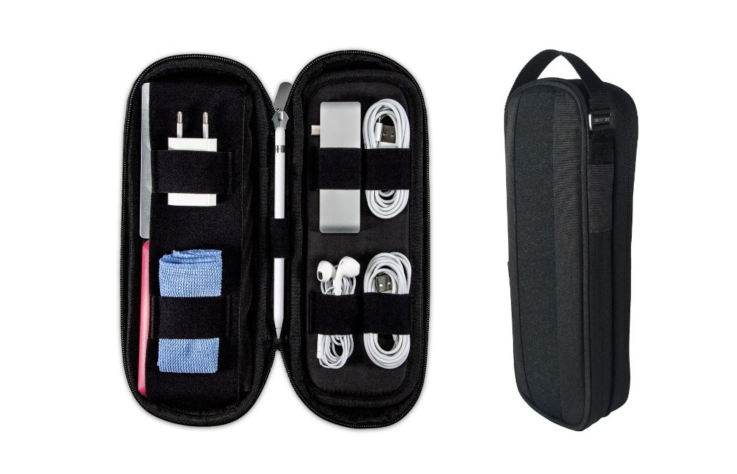 Organizador de Cables Side By Side Power Packer