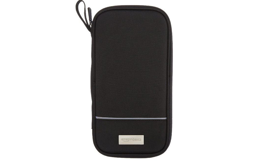 Portadocumentos con Protección RFID AmazonBasics