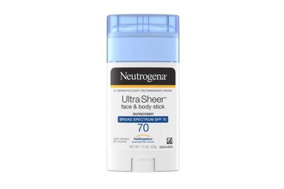 Protector Solar para Cara y Cuerpo Neutrogena Ultra Sheer (SPF 70)
