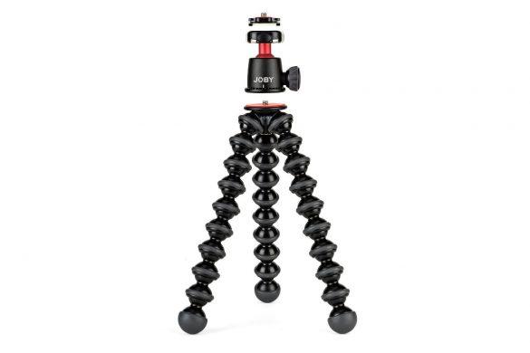 Trípode Flexible JOBY GorillaPod Kit 3K