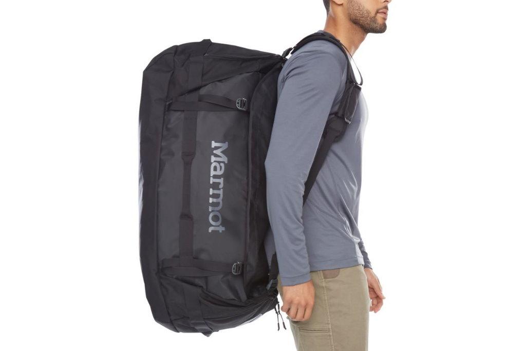 bolsa de viaje marmot long hauler duffel xl reseña