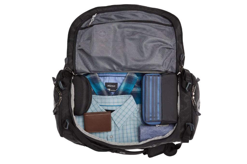 bolsa de viaje marmot long hauler duffel xl viaje