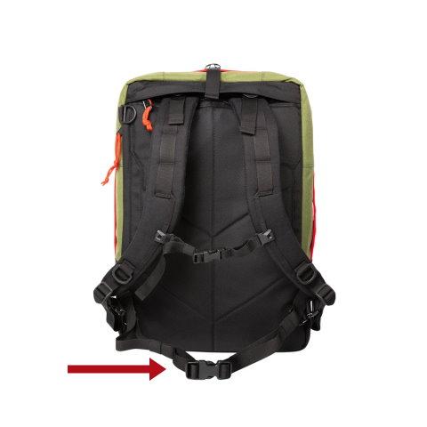 cinturon de cadera mochilas