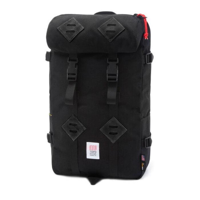 mochila de viaje topo designs klettersack review