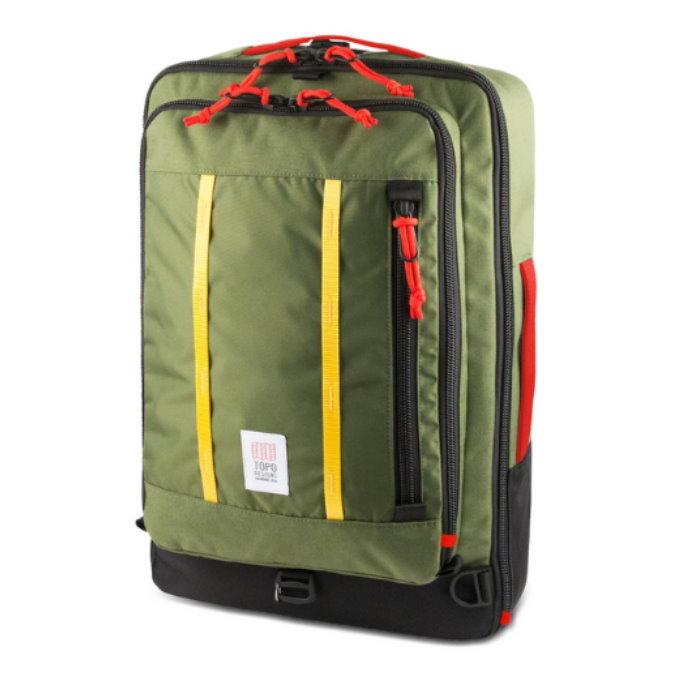 mochila de viaje topo designs travel bag 40L review