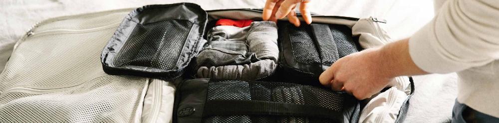 reducir equipaje a bordo