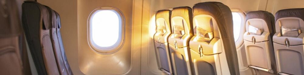 reserva un buen asiento en el avion