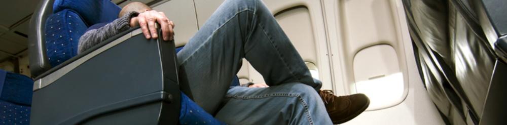 vestirse para viajar en avion