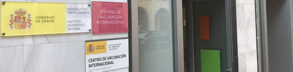 centro de vacunacion internacional