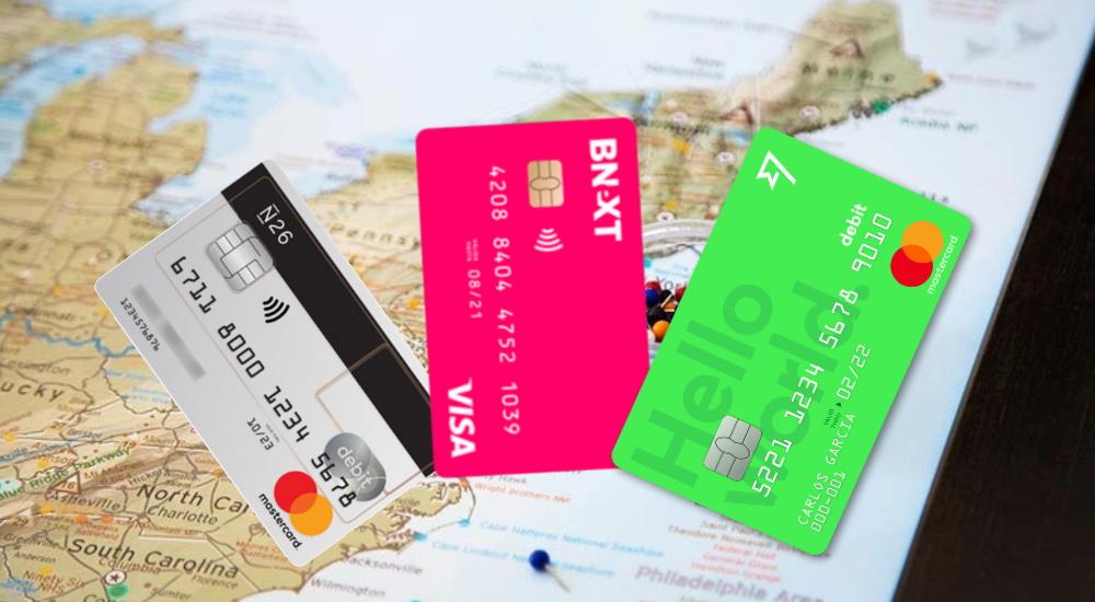 Las Mejores Tarjetas Para Viajar Sin Comisiones