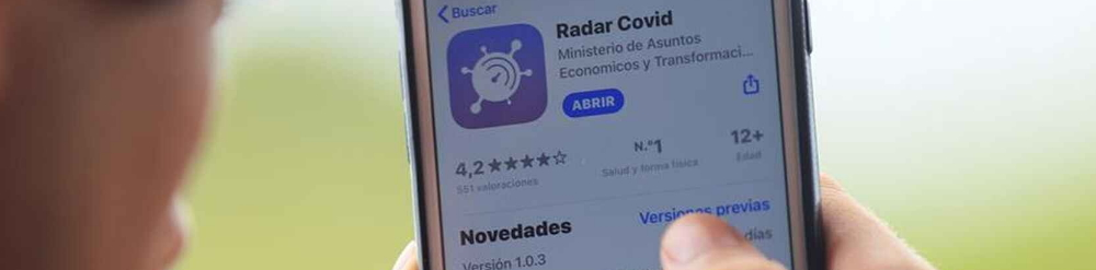 app rastreo positivos covid