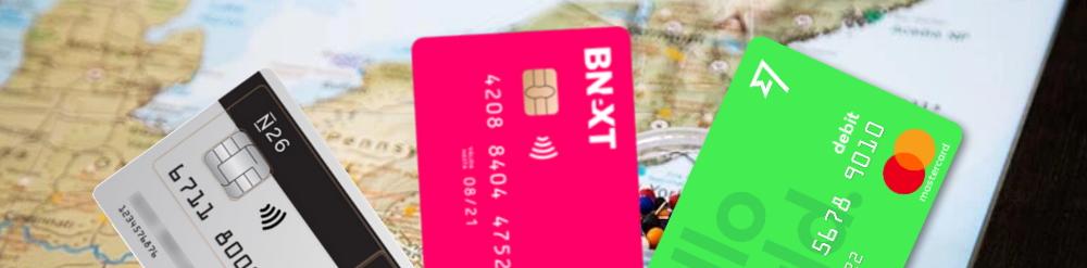 tarjetas para viajar