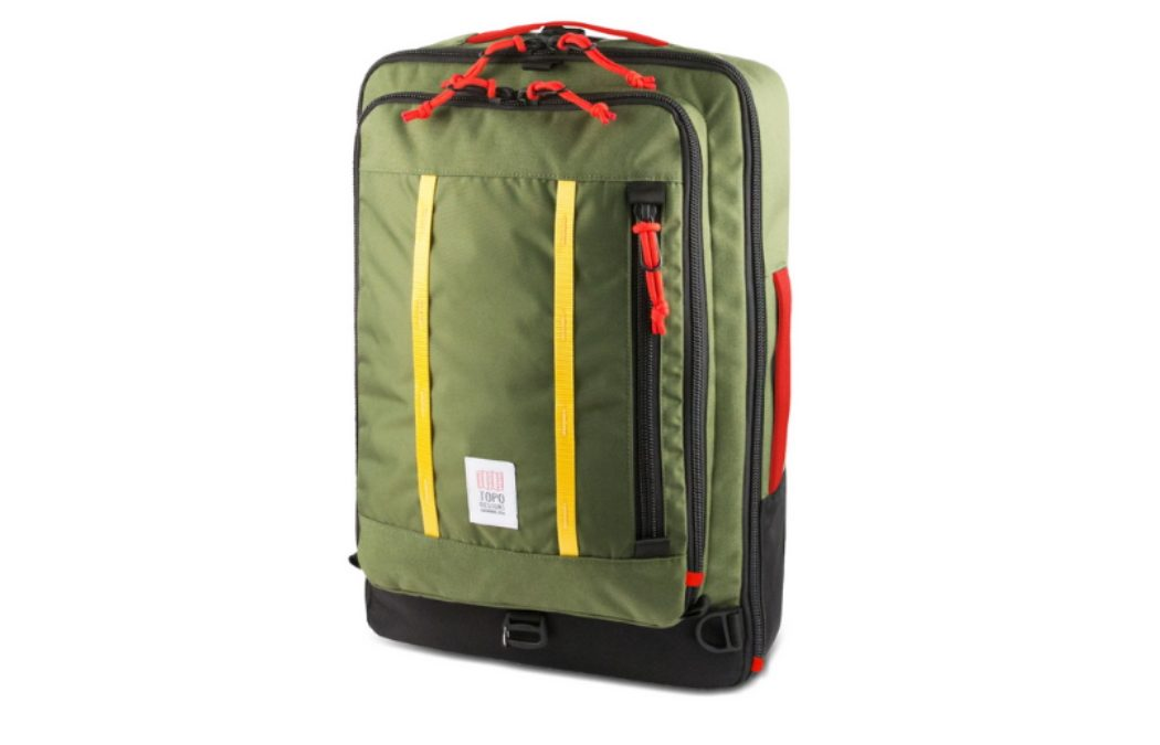 Mochila de Viaje Topo Designs Travel Bag 40L