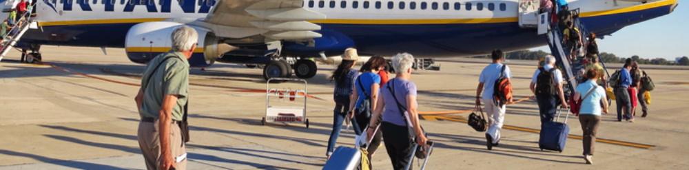 embarques escalonados viajes en avion covid 19