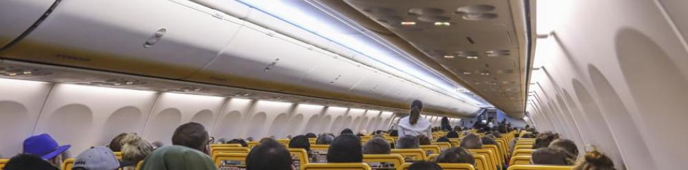 filtros hepa aviones covid 19