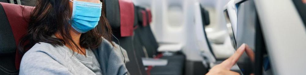 mascarillas obligatorias viajes en avion