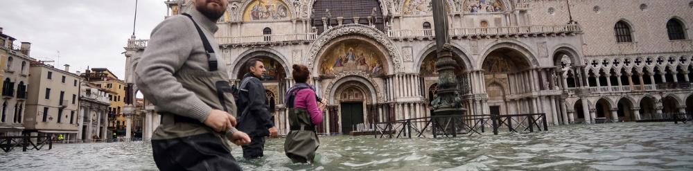 Venecia en Riesgo de Desaparecer