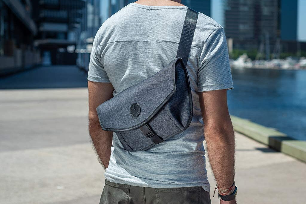bandolera alpaka alpha sling espalda