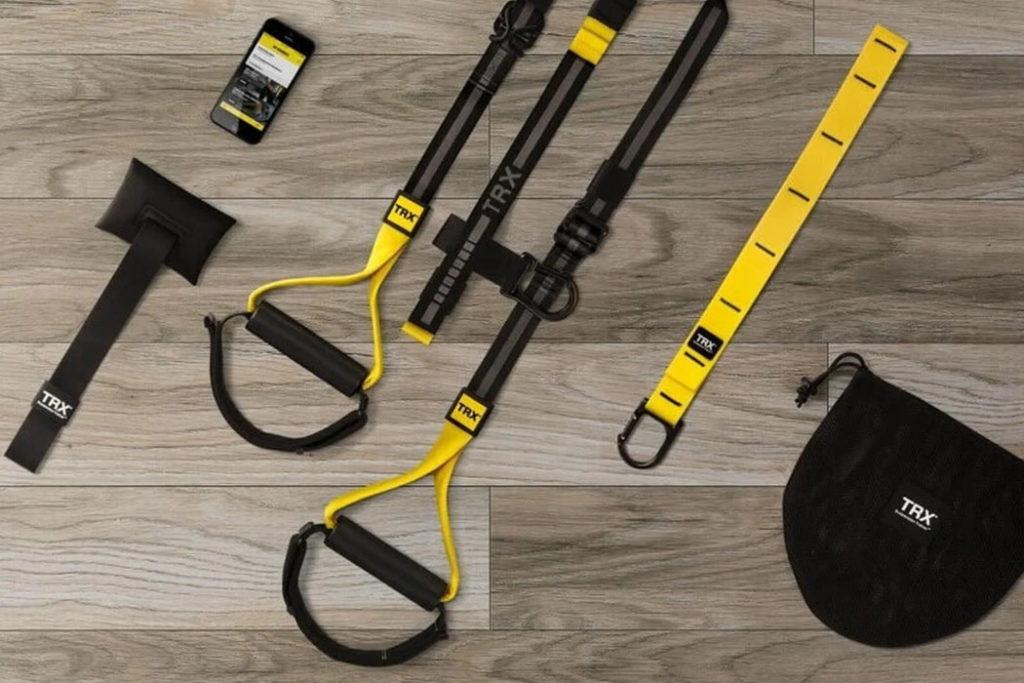 kit entrenamiento en suspension trx go reseña